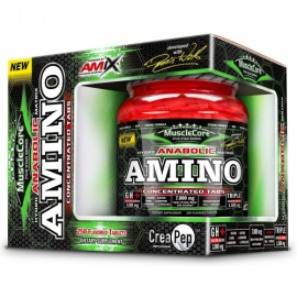 Amino Tabs with CreaPep 250tbl.
