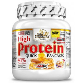 High Protein Pancakes 600g.
