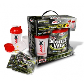 Anabolic Monster Whey 2,2kg + Shaker Monster PACK