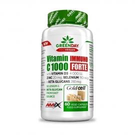 ProVegan Vitamin C 1000 Immuno FORTE 60cps.