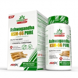 ProVegan Ashwagandha KMS-66 Pure 60cps.