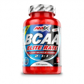 BCAA Elite Rate 2:1:1 - 120cps.