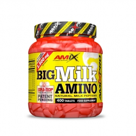 Amix™ Big Milk Amino 400tbl.