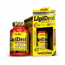 Amix™ LipiDrol® Fat Burner 120cps.