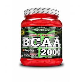 BCAA 2000 with PepFORM® 240tbl